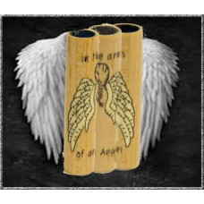 Angel Wings Inlay Pen