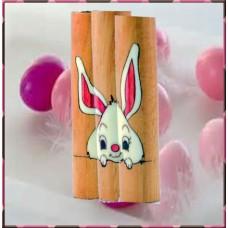 Bunny Inlay Pen
