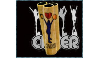 Cheerleader Inlay Pen