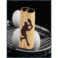 Male Tennis Player Inlay Pen