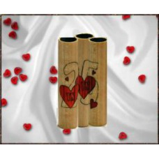Anniversary Hearts Inlay Pen