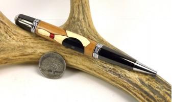 Bowling Inlay Pen