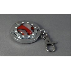 Hot Fire and Cold Ice Purse Hanger