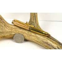 American Chestnut 7.62x39mm Rifle Cartridge Pen