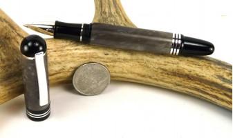 Antique Silver Apollo Rollerball Pen