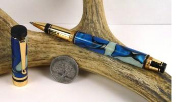 Blue Sea Spray Classic Elite Rollerball Pen