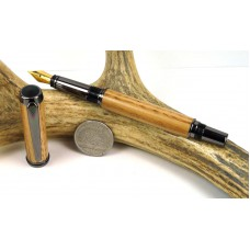 American Chestnut Jr Gentleman Fountain Pen